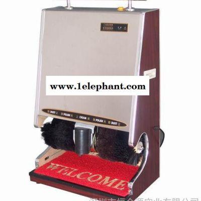厂家供应雅洁宝牌YJB-108款自动搽鞋机搽鞋机批发 鞋套机