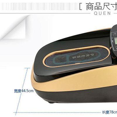 坤昱智能鞋套机xt-46c全自动鞋底覆膜机100%出膜 送PVC膜家用办公用鞋套机