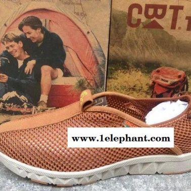 2015夏季新款镂空网布透气鞋男士 休闲鞋单鞋套脚懒人鞋一