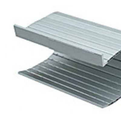 铝帘防护罩机床防尘罩机床铝帘铝合金卷帘防护带车床导轨护板直销
