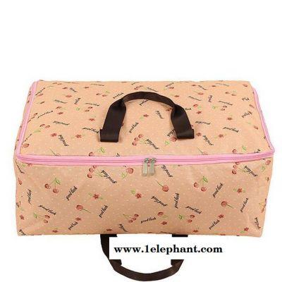 直销款棉被收纳袋牛津布衣服整理储物袋大容量搬家收纳箱定制logo