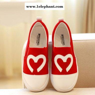 2015夏款儿童小童帆布鞋板鞋男女童鞋一脚蹬宝宝鞋布鞋套脚亲