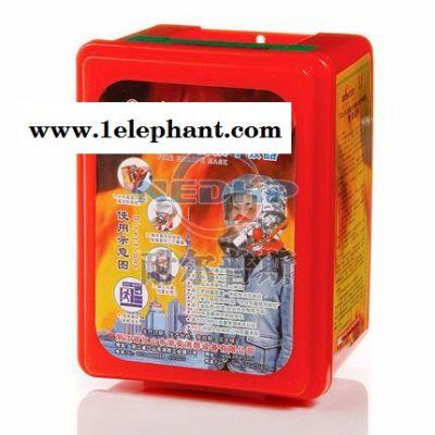 耐尔普斯逃生面具  火灾逃生面具供应 消防呼吸器防烟防毒批发价格 **