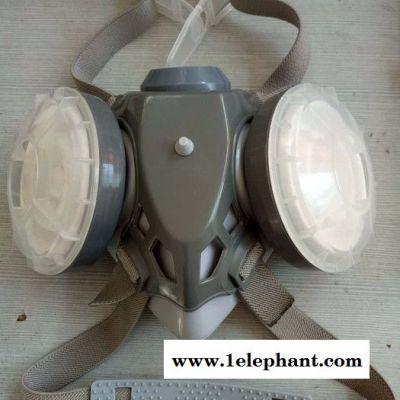 直销**DF-101H 防尘防颗粒物口罩高效防PM2.5煤矿石材专用半面罩