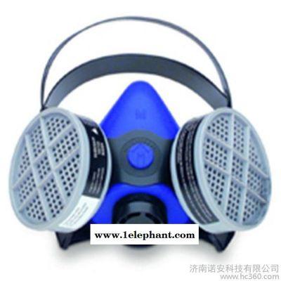 供应巴固轻重量硅胶半面罩/防毒半面罩/硅胶半面罩/霍尼韦尔半面具