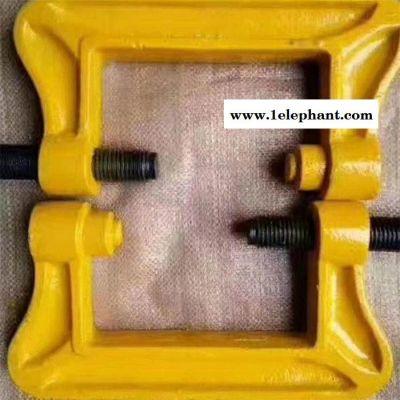 卡博恩钢轨急救器钢轨断裂轨道急救器铁路断轨救轨器特点