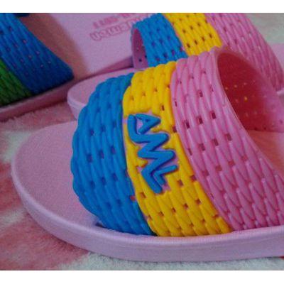 低价**EVA 杂款鞋子 家居女式一字拖鞋 地摊拖鞋