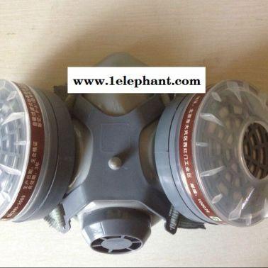 供应DF-102B-6活性炭口罩 防毒口罩 煤矿油漆专用半面罩 防甲醛酸性气体劳保面罩