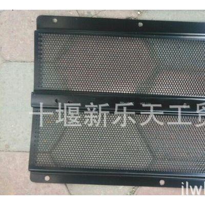 ,东风新天龙前面罩装右护网总成5301552-C4300