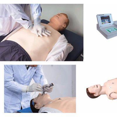 GD/ALS750+多功能急救训练模拟人