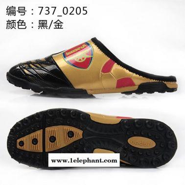 供应铁豹737足球俱乐部运动拖鞋 潮流运动拖鞋 夏季透气拖鞋厂家批发