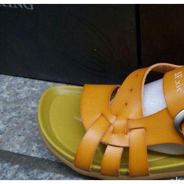 夏季新款  男士凉鞋  男真皮凉拖鞋 舒适休闲沙滩鞋