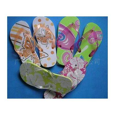2014新款环保的沙滩EVA拖鞋