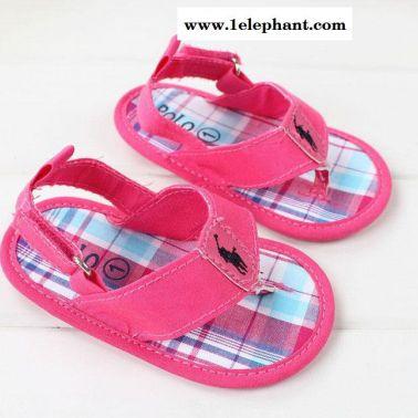爆款出口软底凉鞋 宝宝时尚地板拖鞋 P0151