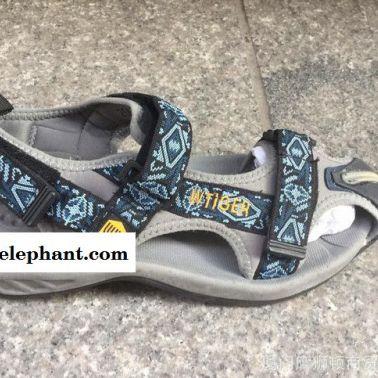 2015威泰格夏季凉鞋 户外情侣款 舒适男沙滩拖鞋 低价