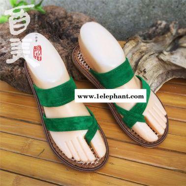 **棕丝鞋女士凉鞋平底拖鞋舒适透气2017年夏季新品特惠