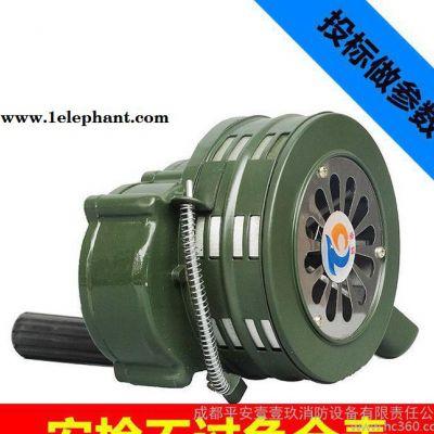 LK-100铝合金手摇警报器 防爆手摇防爆报警器 矿山警报器直销