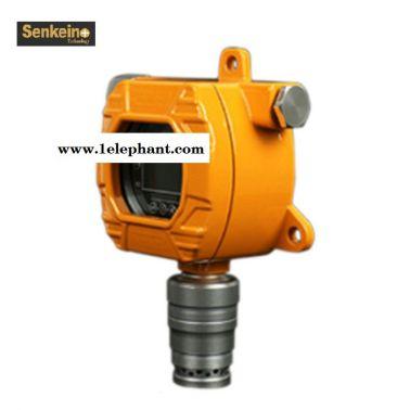 森科新创 氢气H2固定式单一气体检测仪,带警报灯,进口传感器,气体检测器