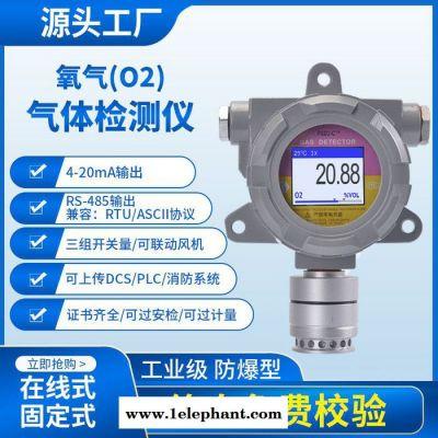 氧气浓度报警、 氧气浓度探测器、 氧气警报器深圳鑫海瑞FGD2-C-O2