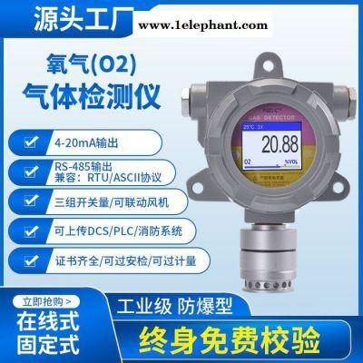 氧气浓度报警器 氧气警报器 氧气检测装置 深圳鑫海瑞FGD2-C-O2