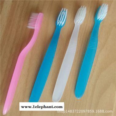 直销一次性牙刷客房宾馆一次性牙刷洗漱用品一次性软毛牙刷