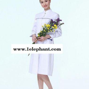 广州夏款短袖护士服 医院护士服定做 新款白大褂 医生服定做