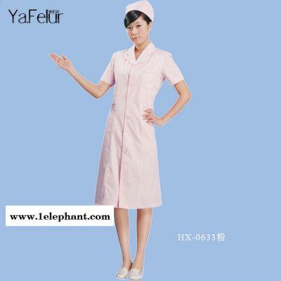 广州夏季白大褂 长袖医师服 卫生护士服 定做
