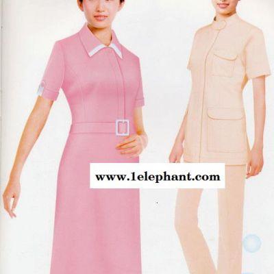 服装加工厂来图来样工作服定做医护服装白大褂护士服