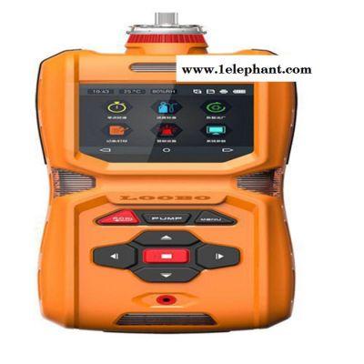 LOOBO/路博LB-MS6X 便携式熔喷布阻尘率检测仪(尘埃粒子计数仪)