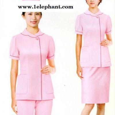 服装加工厂来图来样设计定做医护服装 白大褂 护士服 护工服定