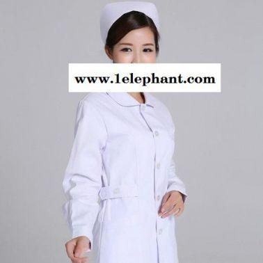 护士服长袖冬装分体套装夏装短袖美容服药店服工作服