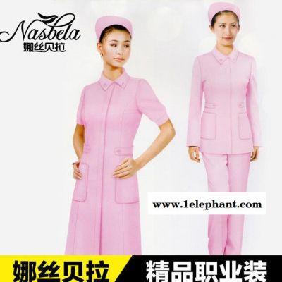 设计定做医护服装 白大褂 护士装 护工装