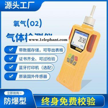 便携式氧气检测器,氧气在线检测仪,氧气残留检测仪 深圳鑫海瑞PGD3-C-O2 便携式氧气检测器