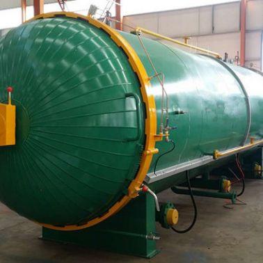 山东重诺圆形蒸汽食用菌灭菌器XMQ - 食用菌高压灭菌器设备选型