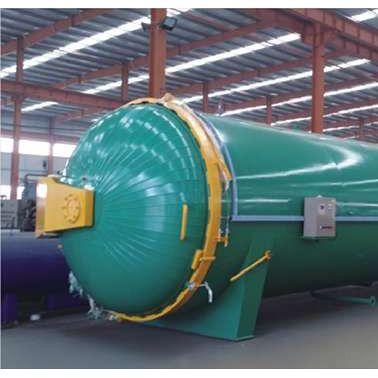 供应重诺羊肚菌高温蒸汽灭菌设备 圆形食用菌灭菌器厂家