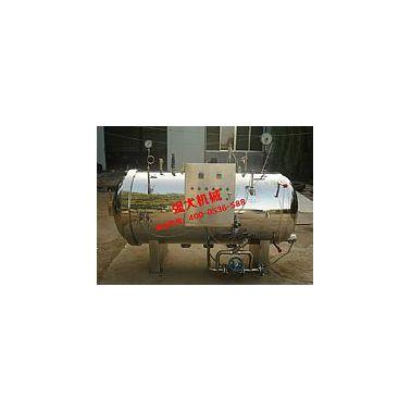 强大700型电加热杀菌锅肉类杀菌锅鱼产品灭菌锅蛋产品灭菌罐食品厂杀菌锅