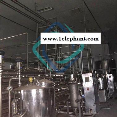 出售国产10吨UHT杀菌机,超高温灭菌机