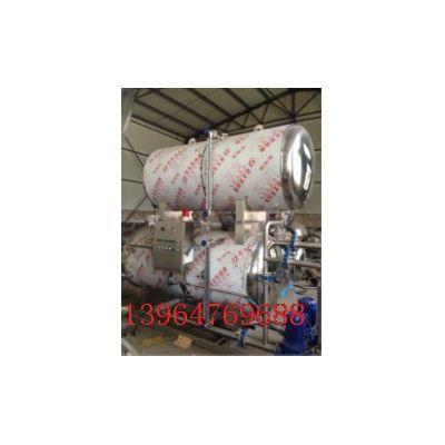 供应强大 供应食品机械烤海鸭蛋锅海产品灭菌罐烤鸭蛋炉强大生产厂家