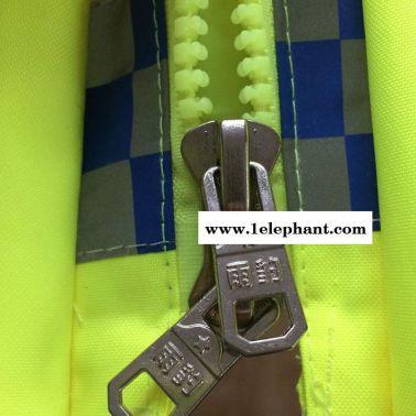 开春爆款促销衍棉内胆棉衣 反光衣 防护雨衣 现货 荧光黄和藏