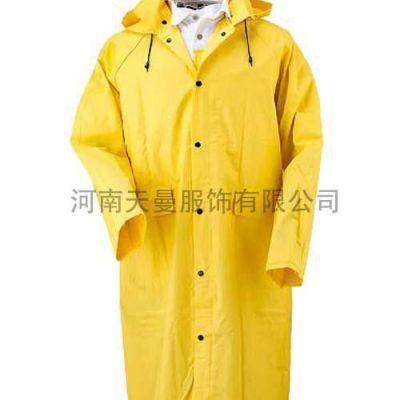 防护工程工作服  防水工作服 雨衣定制  雨衣加工 服装加工厂