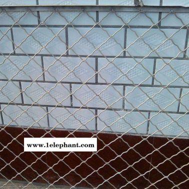 旭联  实体厂家  直销现货  镀锌菱形网片  美格网  防盗窗钢网片