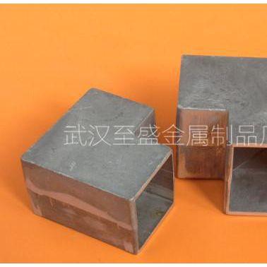 锌钢防盗窗空调架镀锌/铸铝材质方管二通