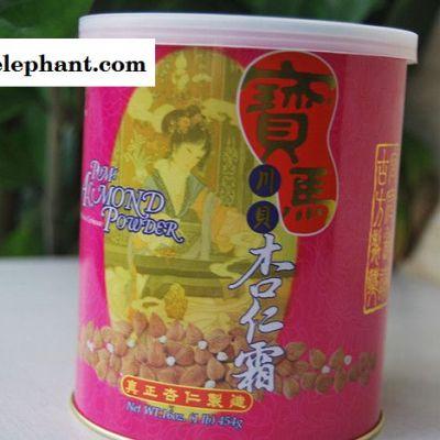 香港 香港宝马牌川贝杏仁霜,祛斑美白、抗衰老 454克
