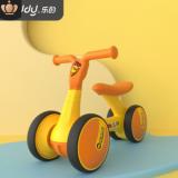 乐的B.duck小黄鸭平衡学步儿童滑行车婴儿玩具宝宝礼物溜溜扭扭车