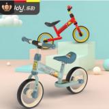 乐的 B.duck儿童平衡车3-6岁无脚踏两轮自行车小孩学步溜溜滑步车