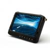 水下监控专业5寸手持同轴模拟高清屏4500mah可充电1080P刻录机