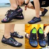 新款户外溯溪鞋男防滑沙滩鞋欧美大码涉水鞋厂家直销潜水鞋游泳鞋