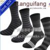 商务袜子 男袜厂家 棉精品商务男袜 男式休闲长袜 外贸袜定制生产