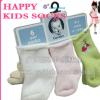 定制童袜精棉男女宝宝儿童袜子BB袜广州儿童袜子厂毛圈毛巾婴儿袜