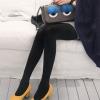 180D秋冬连裤袜 新款保暖加厚袜子丝袜 连体袜保暖厂家直销